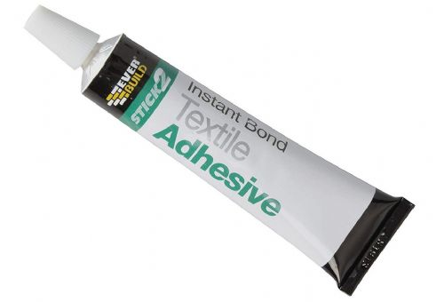 Everbuild EVBS2TEXTADH Stick 2 Textile Adhesive 30 m